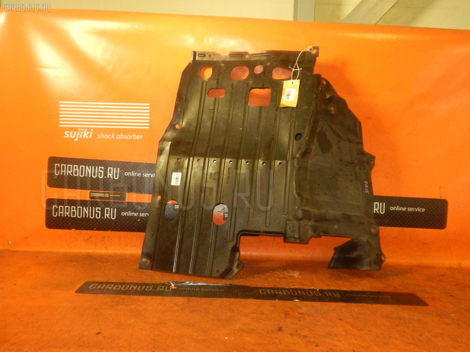 Защита двигателя NISSAN SUNNY SB15 YD22DD Фото 1