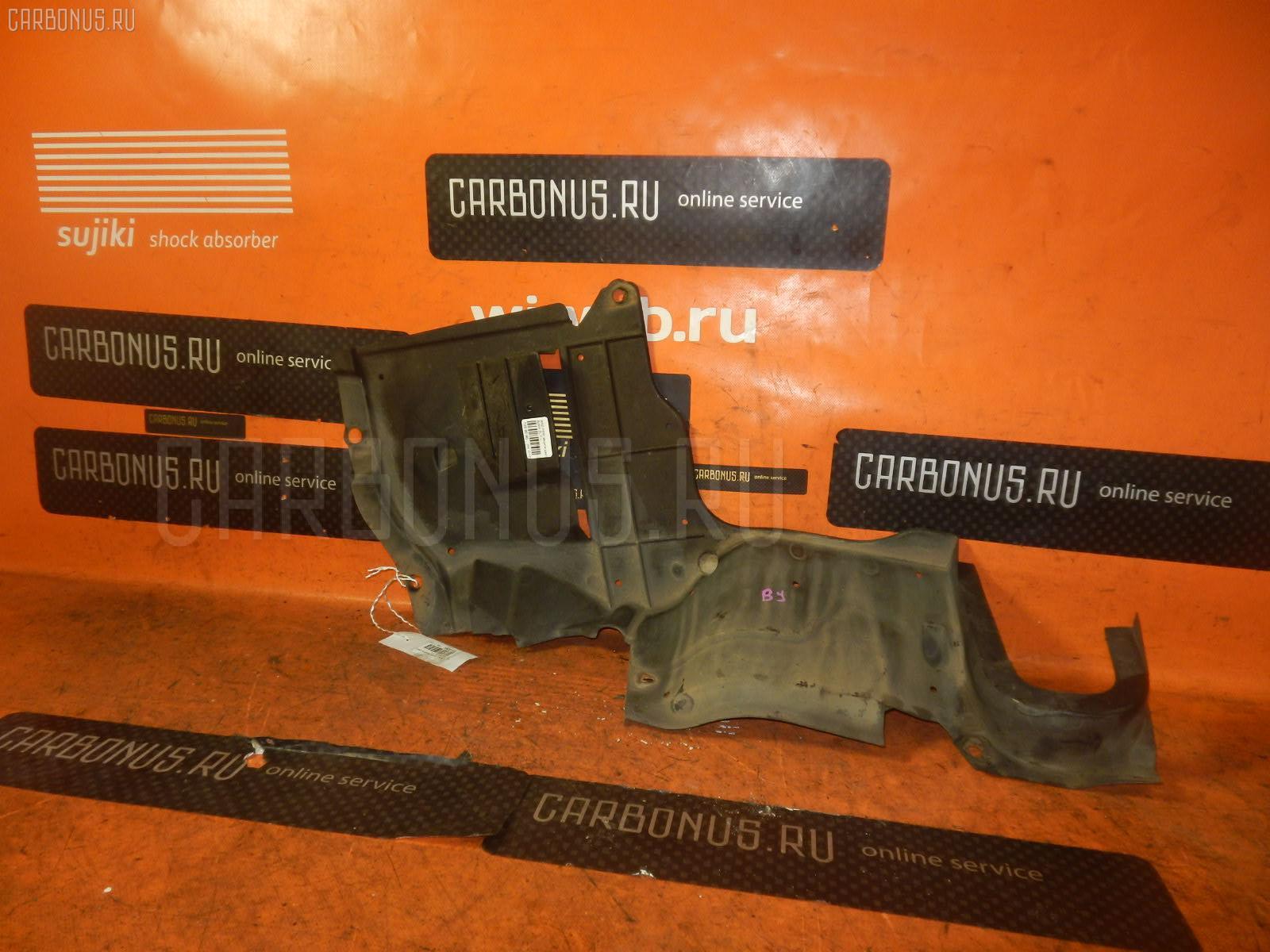 Защита двигателя MAZDA FAMILIA S-WAGON BJ5W ZL. Фото 5