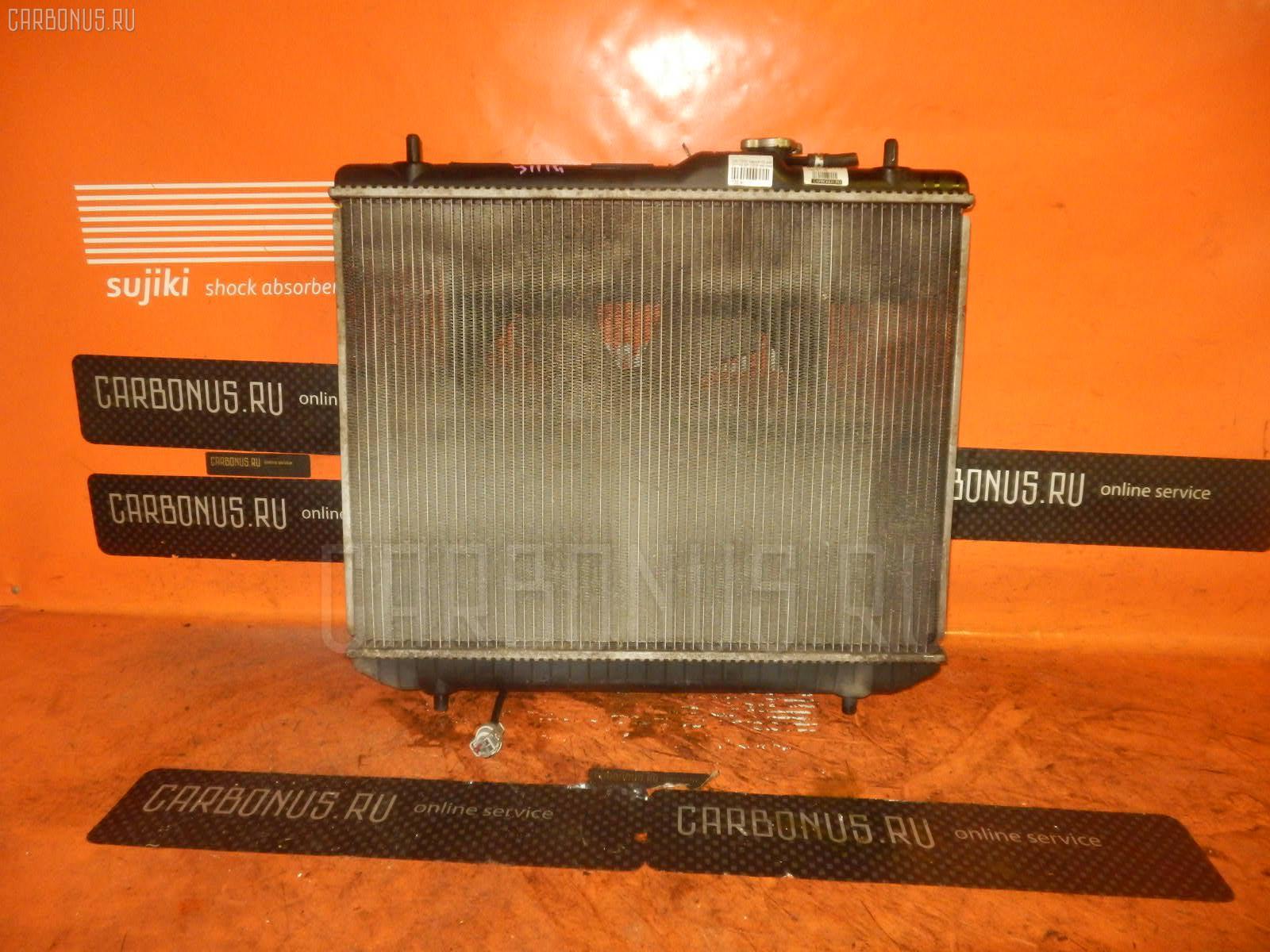 Радиатор ДВС Daihatsu Terios kid J111G EF-DEM Фото 1