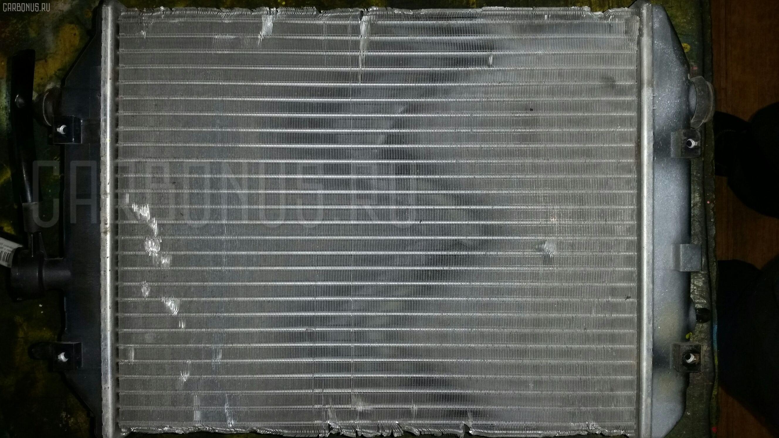 Радиатор ДВС DAIHATSU MIRA L260S Фото 1