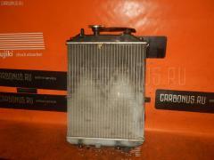 Радиатор ДВС DAIHATSU MIRA L260S Фото 5