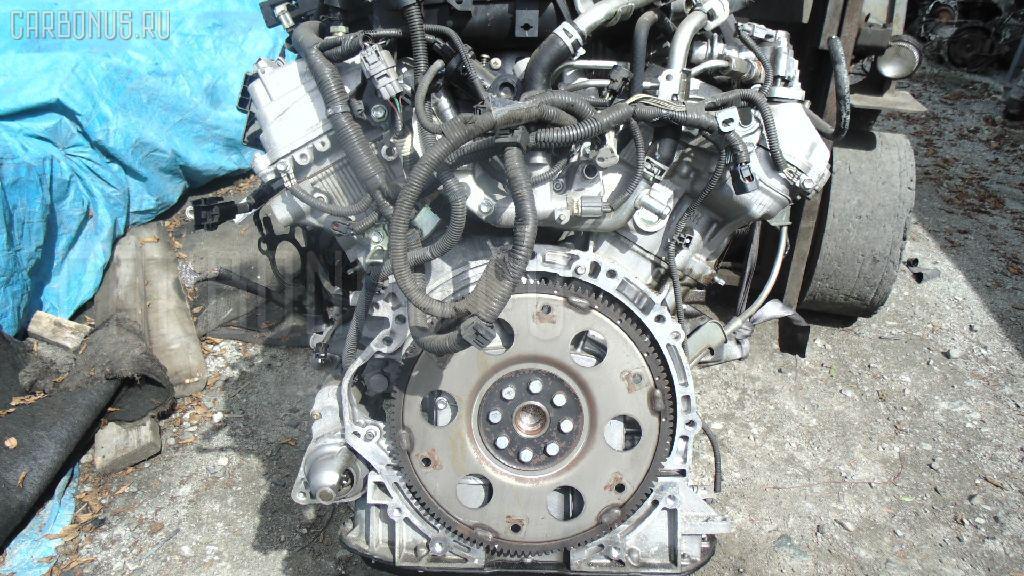Двигатель TOYOTA CROWN GRS182 3GR-FSE. Фото 4