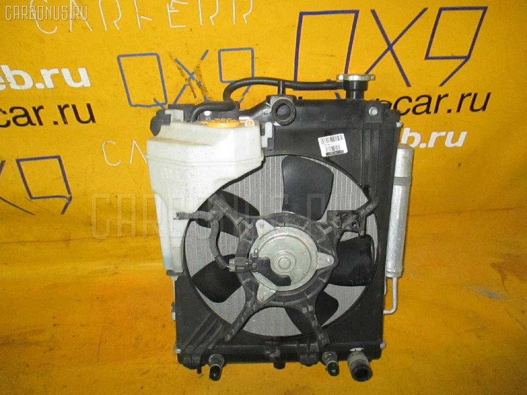 Радиатор ДВС SUBARU STELLA RN2 EN07 Фото 2