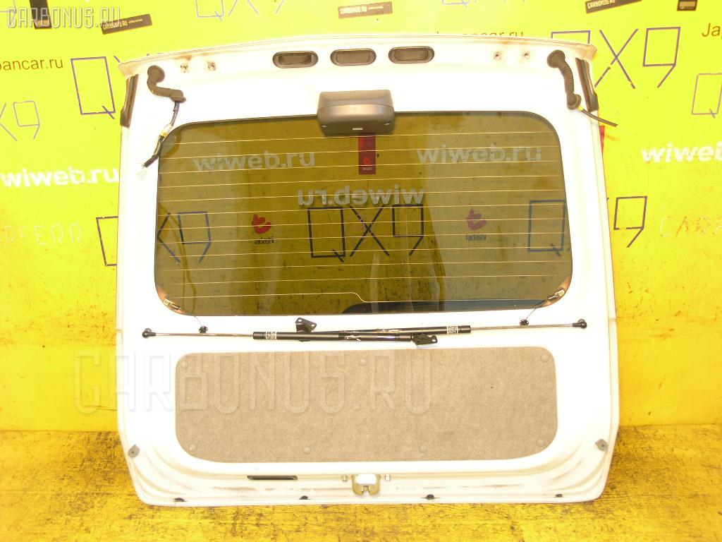 Дверь задняя SUBARU STELLA RN2 Фото 3