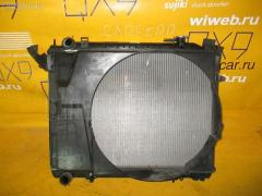 Радиатор ДВС NISSAN ELGRAND APWE50 VQ35DE