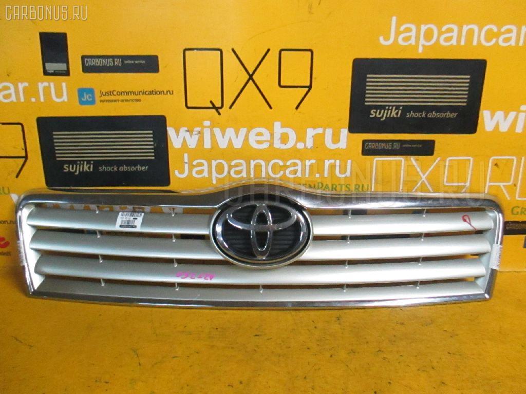 Решетка радиатора TOYOTA AVENSIS AZT250. Фото 3