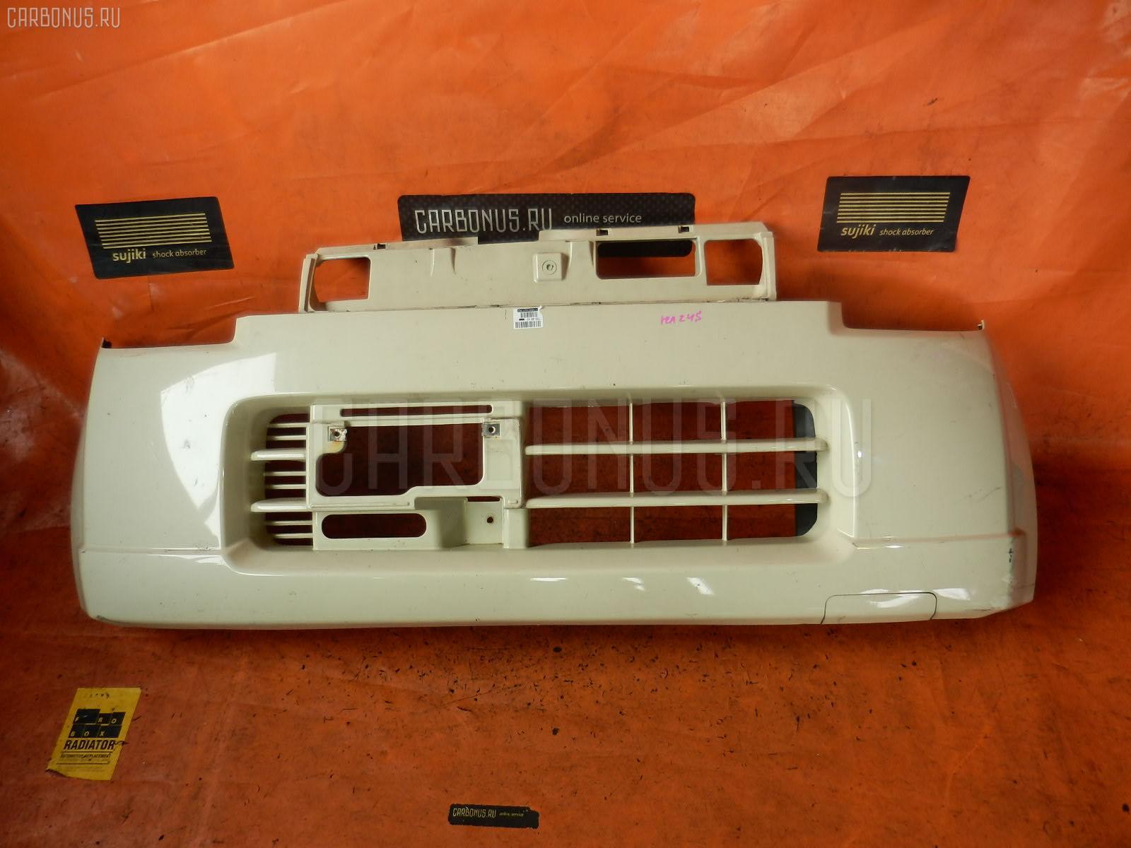 Бампер Suzuki Alto HA24S Фото 1
