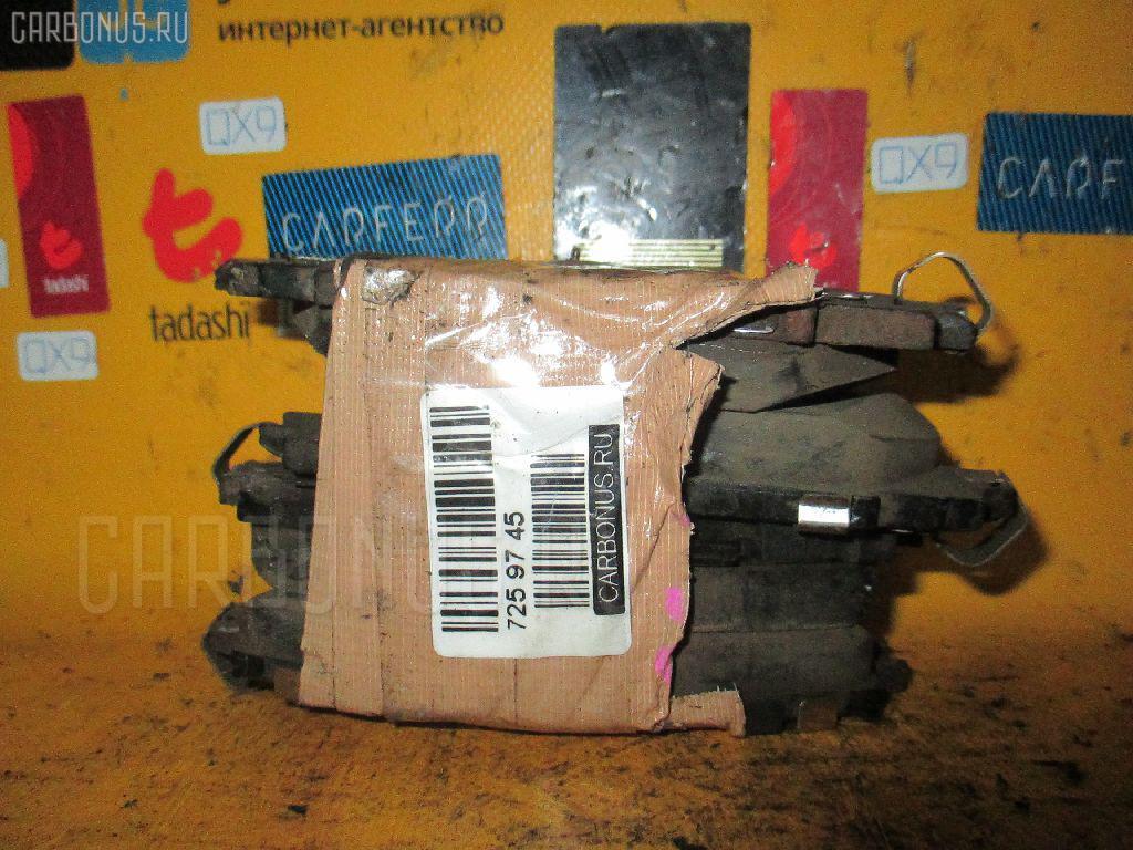 Тормозные колодки TOYOTA VITZ SCP90 2SZ-FE. Фото 6