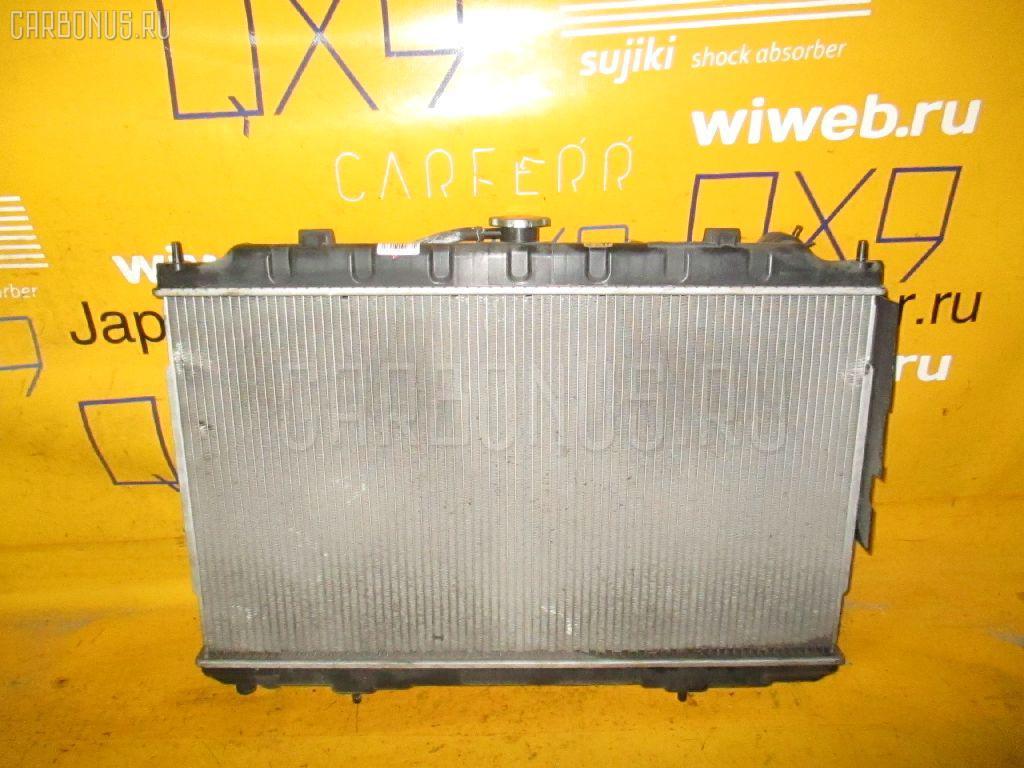Радиатор ДВС NISSAN CEFIRO PA33 VQ25DD. Фото 9