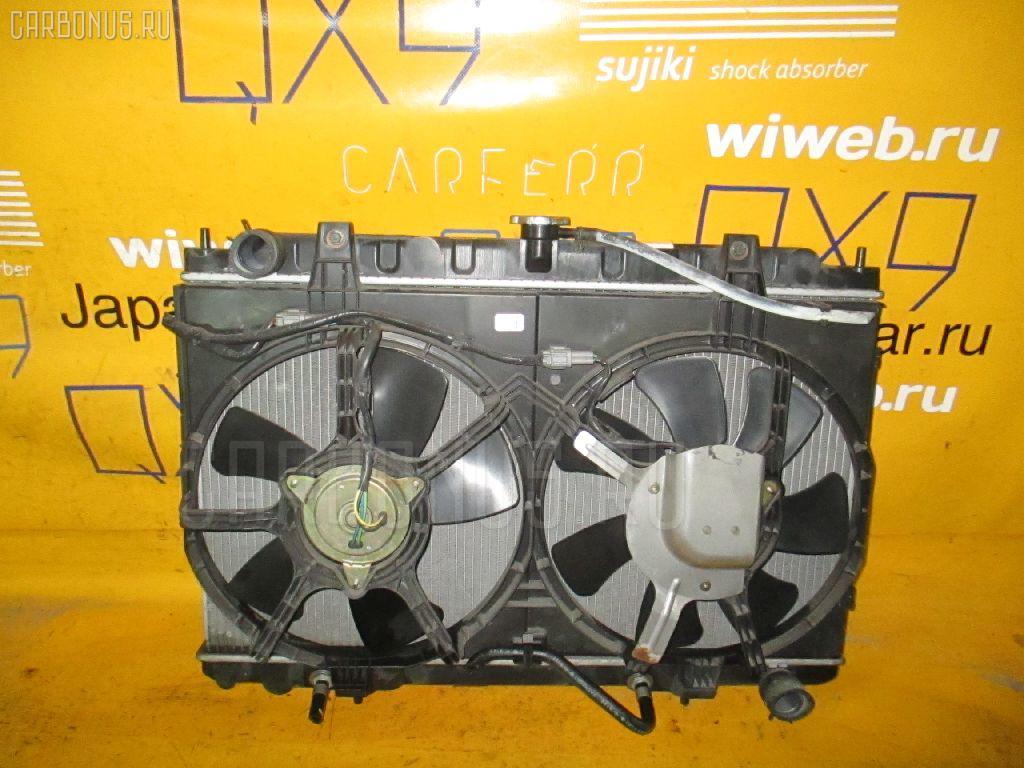 Радиатор ДВС NISSAN CEFIRO PA33 VQ25DD. Фото 10