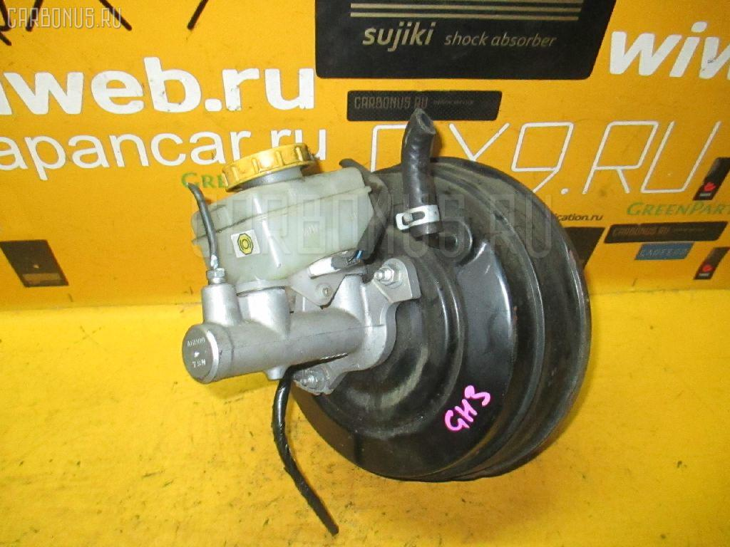 Главный тормозной цилиндр SUBARU IMPREZA WAGON GH3 EL15. Фото 5