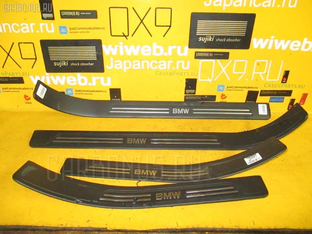 Накладка на порог салона BMW 7-SERIES E38-GF62 Фото 1