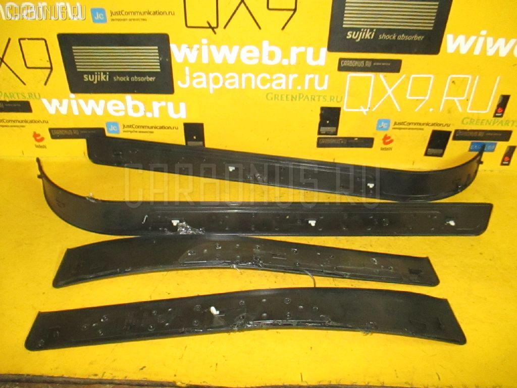 Накладка на порог салона BMW 7-SERIES E38-GF62 Фото 2