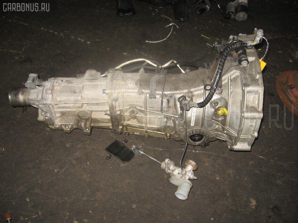 КПП механическая SUBARU IMPREZA WAGON GH3 EL15 Фото 2