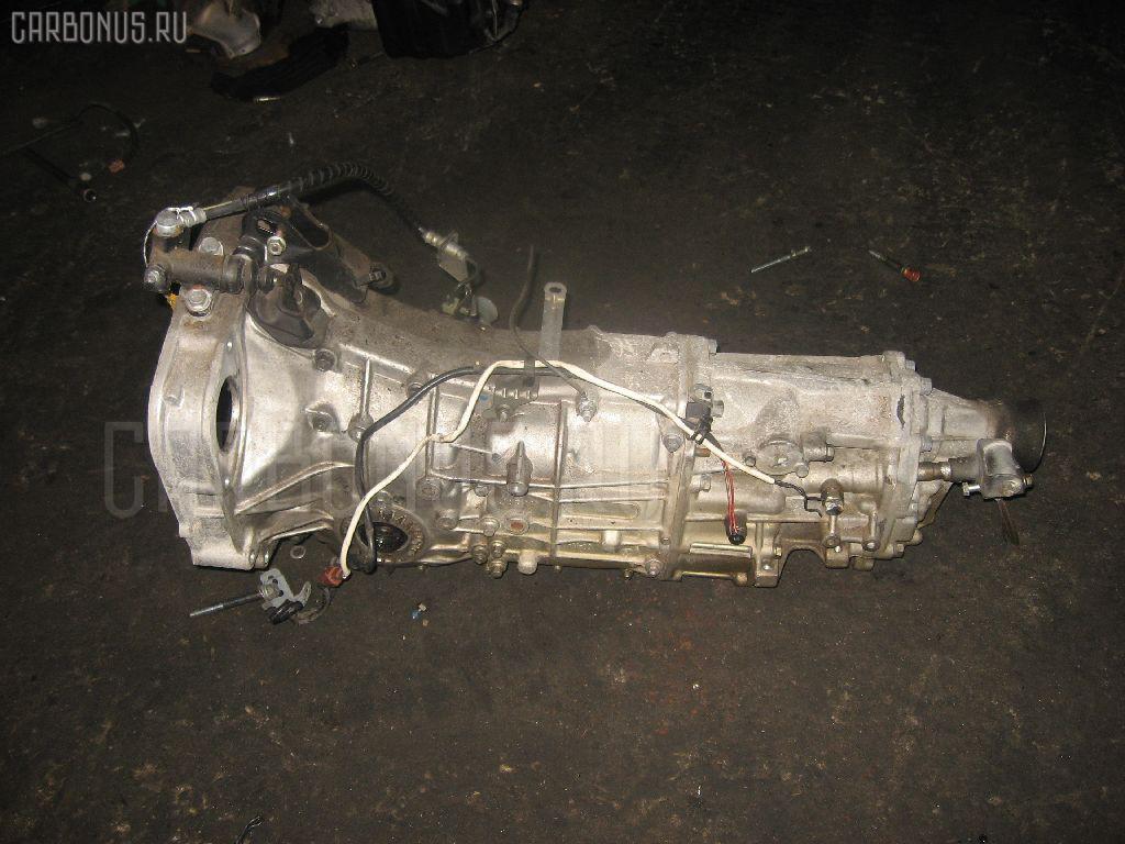 КПП механическая SUBARU IMPREZA WAGON GH3 EL15 Фото 3