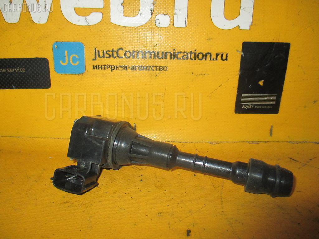 Катушка зажигания NISSAN ELGRAND APWE50 VQ35DE. Фото 9
