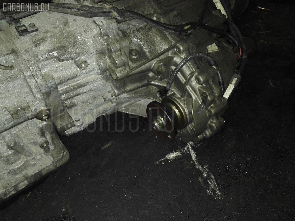 КПП автоматическая NISSAN ELGRAND APWE50 VQ35DE Фото 6