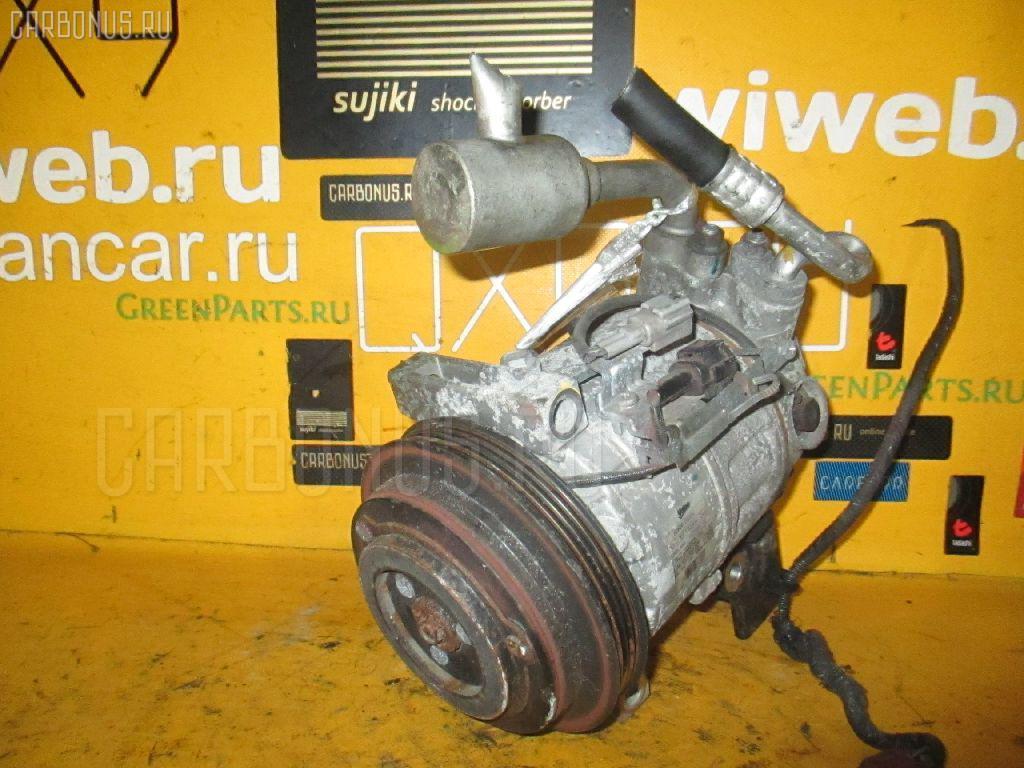 Компрессор кондиционера NISSAN SKYLINE V36 VQ25HR Фото 2