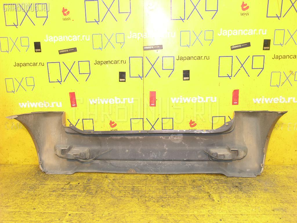 Бампер на Daihatsu Terios Lucia J111G Фото 1