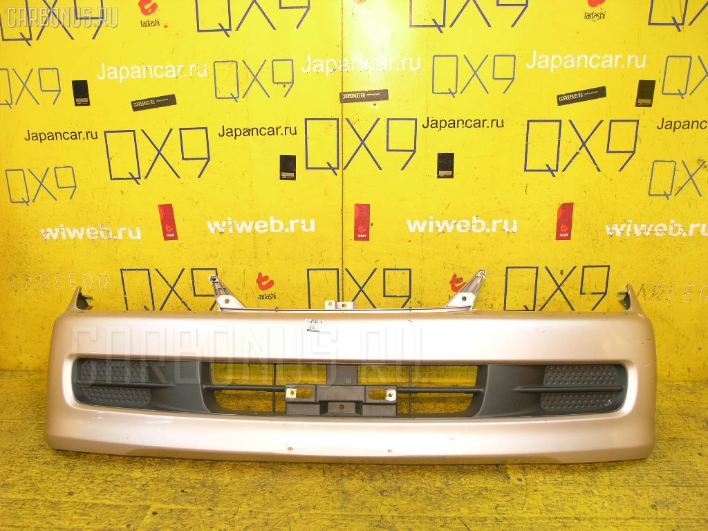 Бампер DAIHATSU TERIOS LUCIA J111G Фото 1