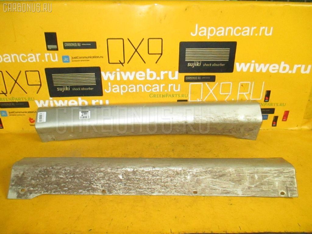 Порог кузова пластиковый ( обвес ) MAZDA PROCEED LEVANTE TF11W Фото 1