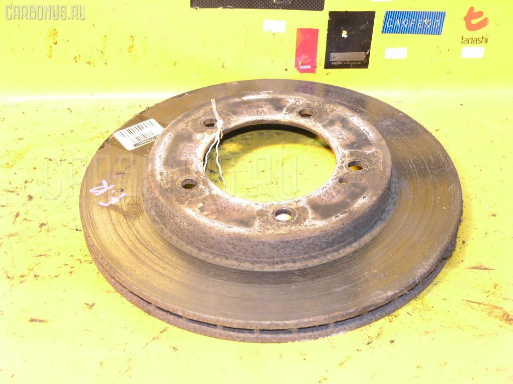 Тормозной диск MAZDA PROCEED LEVANTE TF11W H20A Фото 1