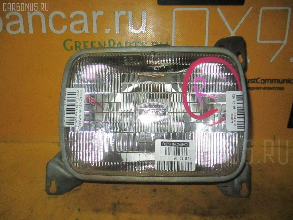Лампа-фара NISSAN AD VAN VFY10 Фото 1