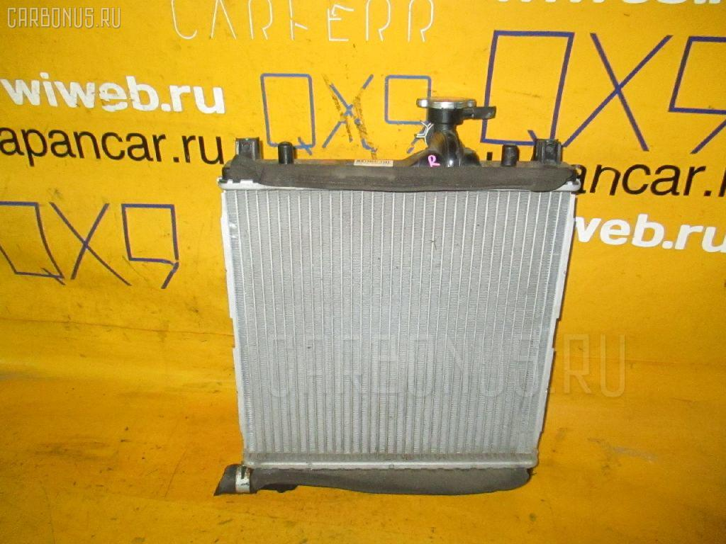 Радиатор ДВС SUZUKI WAGON R MH23S K6A. Фото 8