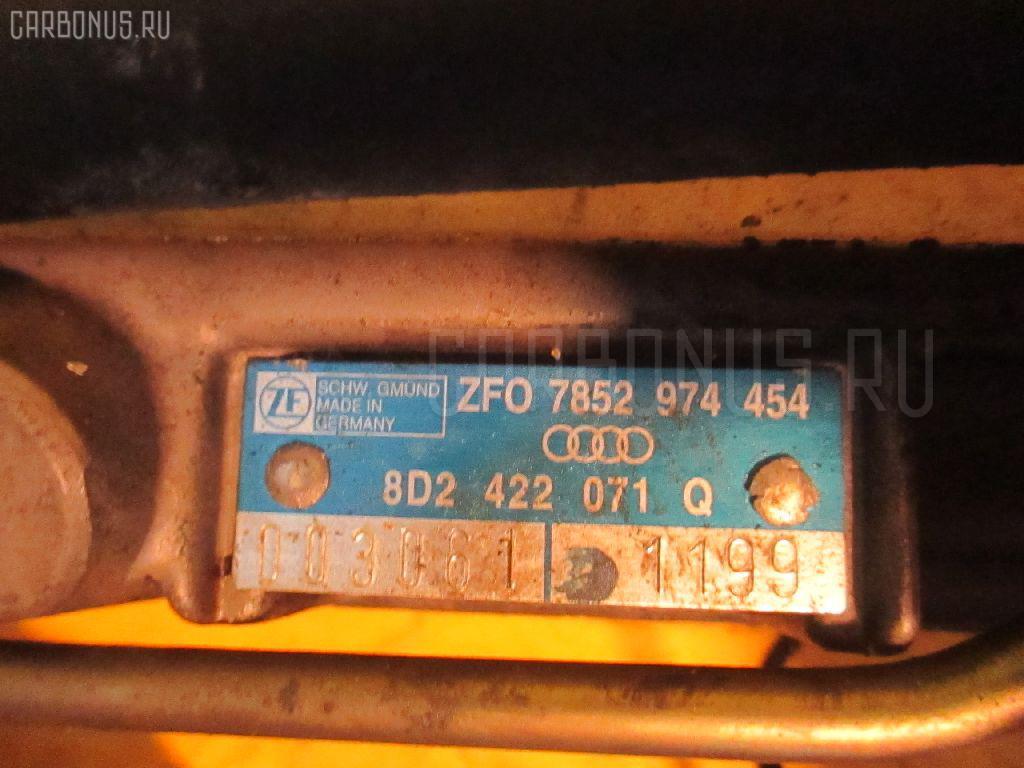 Рулевая рейка AUDI A4 8DAPSF APS Фото 1