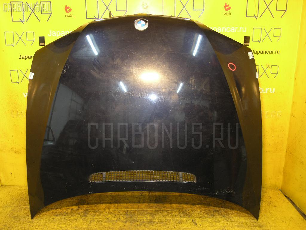 Капот BMW 3-SERIES E46-AX52 Фото 1