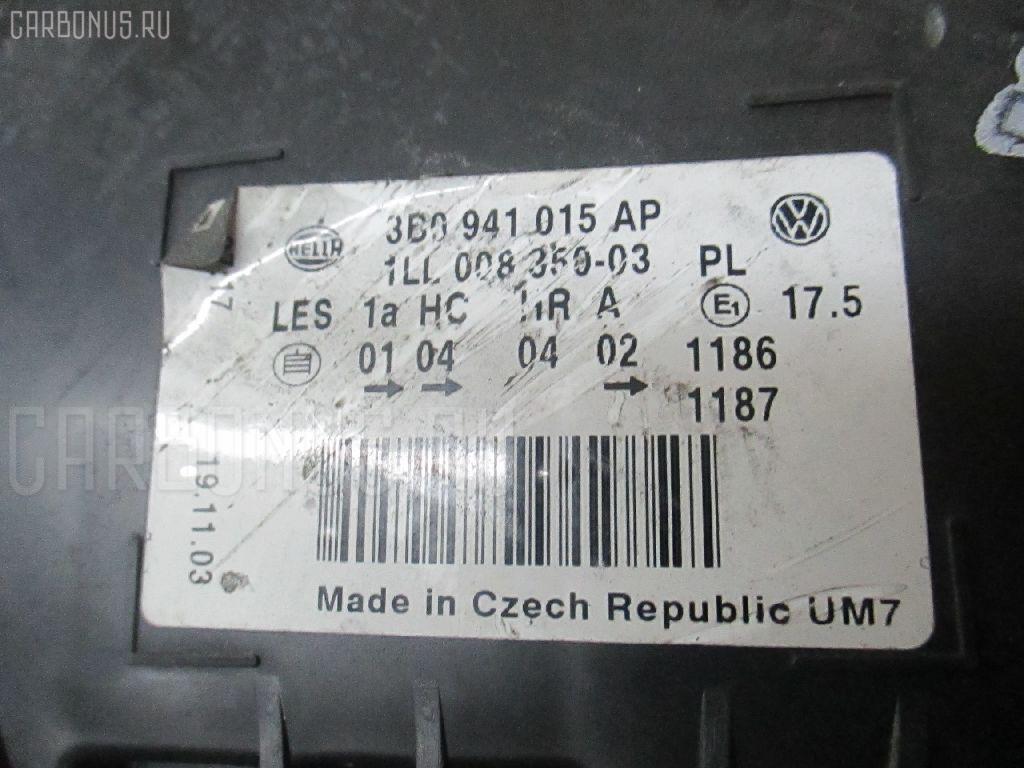 Фара Volkswagen Passat 3BAZX Фото 1