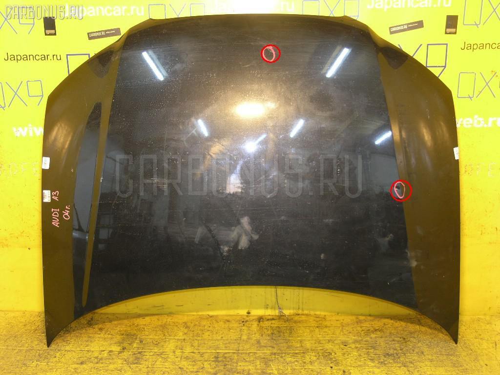 Капот AUDI A3 SPORTBACK 8PAXX Фото 1