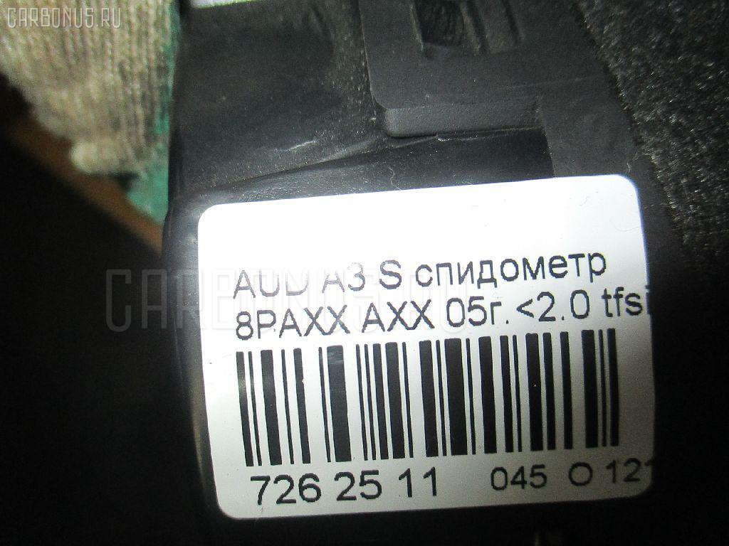 Спидометр AUDI A3 SPORTBACK 8PAXX AXX Фото 4