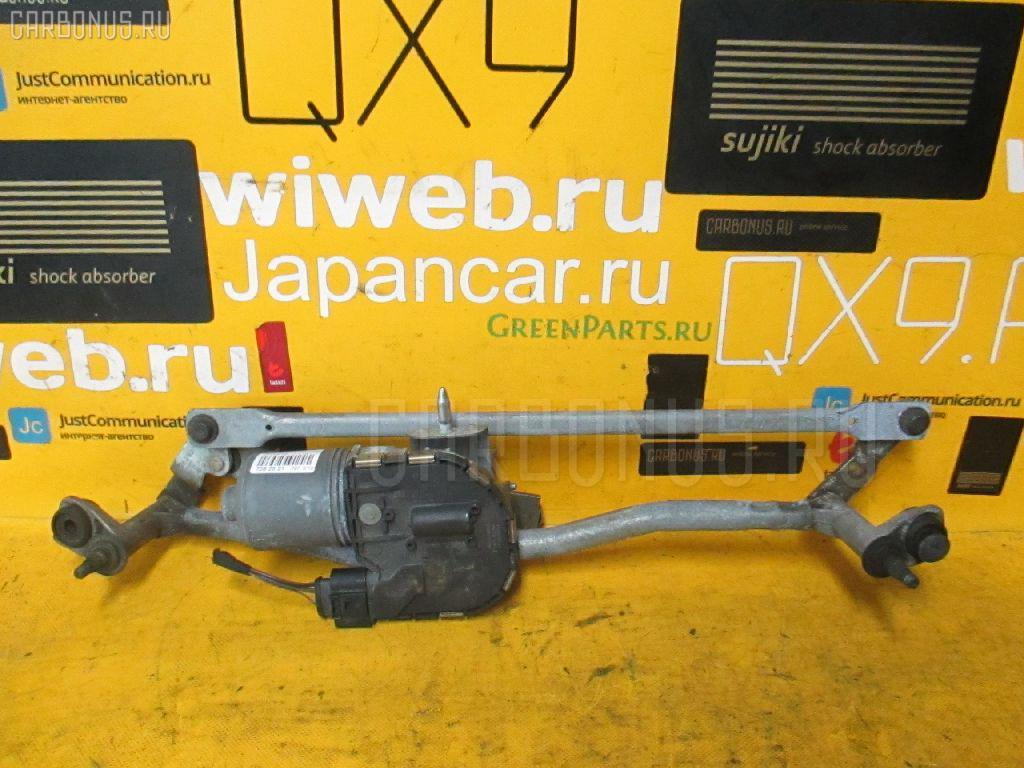 Мотор привода дворников Audi A3 sportback 8PAXX Фото 1