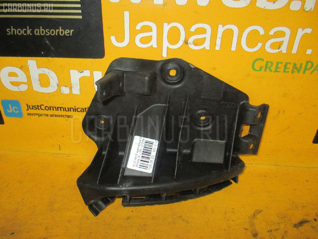 Крепление бампера VAG WAUZZZ8P15A170241 8P4807393A на Audi A3 Sportback 8PAXX Фото 1