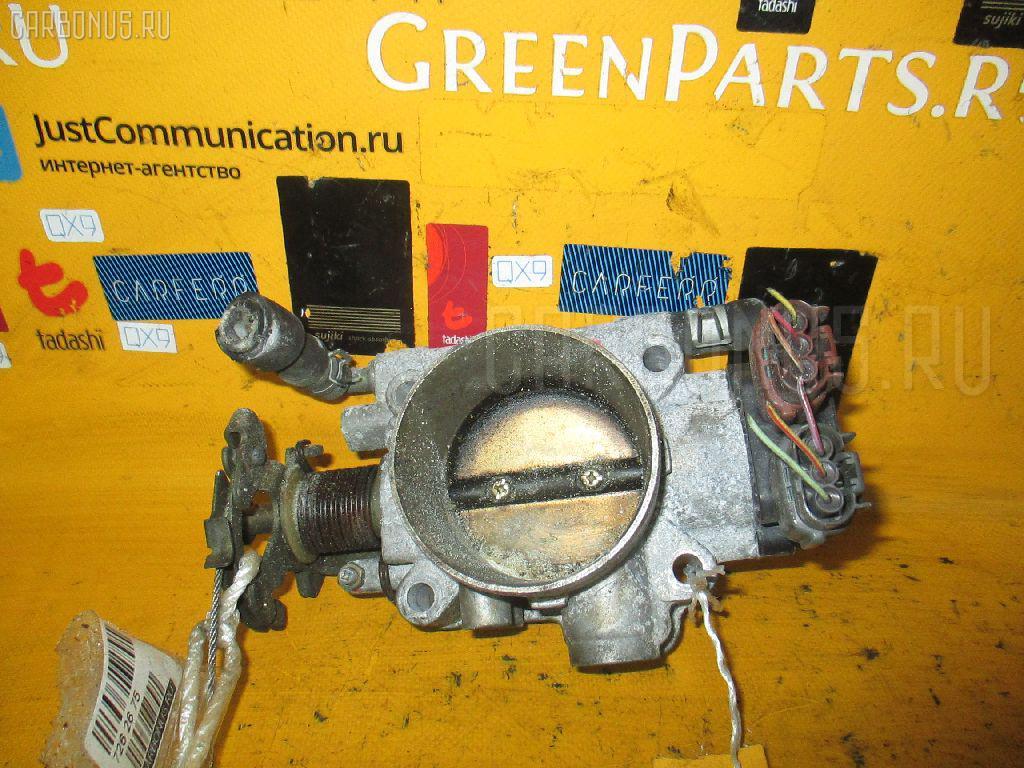 Дроссельная заслонка NISSAN LAUREL GC35 RB25DE. Фото 6