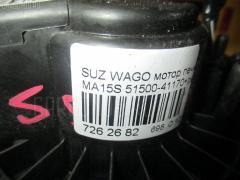 Мотор печки Suzuki Wagon r solio MA15S Фото 3