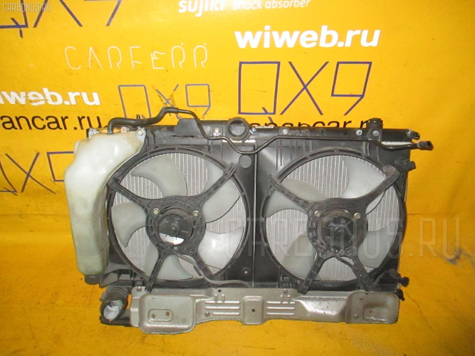 Радиатор ДВС SUBARU LEGACY WAGON BH5 EJ206-TT. Фото 11