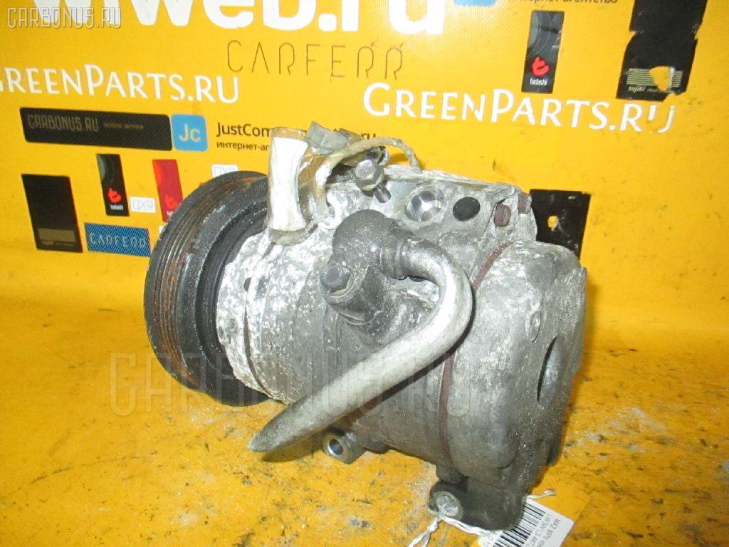 Компрессор кондиционера MAZDA MPV LW3W L3. Фото 2