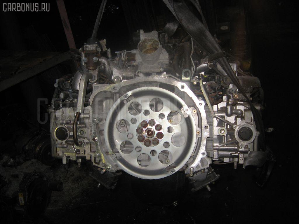 Двигатель SUBARU FORESTER SG5 EJ202. Фото 3