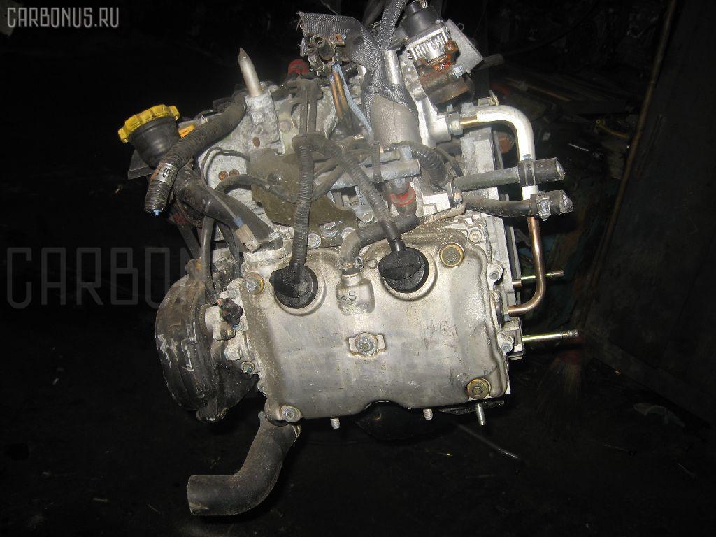 Двигатель SUBARU FORESTER SG5 EJ202. Фото 4