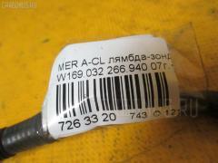 Лямбда-зонд WDD1690322J458064 A0045420718 на Mercedes-Benz A-Class W169.032 266.940 Фото 2