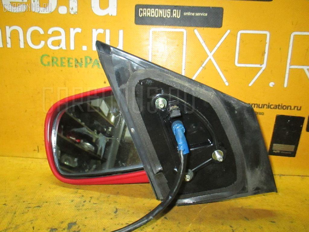 Зеркало двери боковой TOYOTA IST NCP60 Фото 2