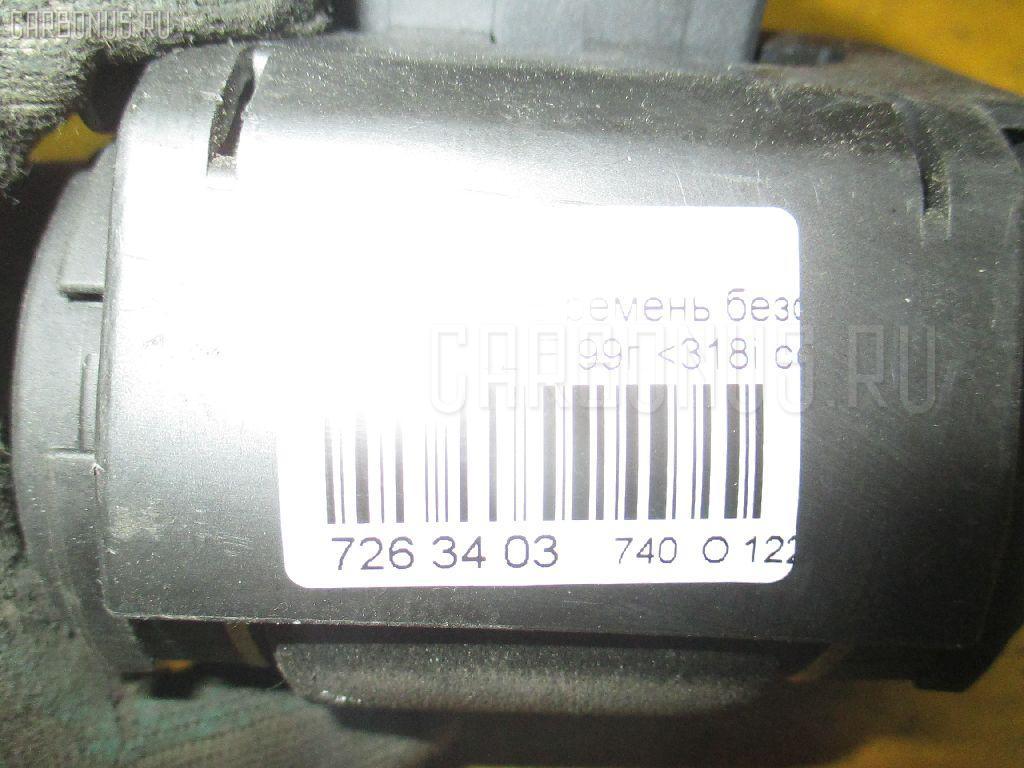 Ремень безопасности BMW 3-SERIES E46-AL32 Фото 3