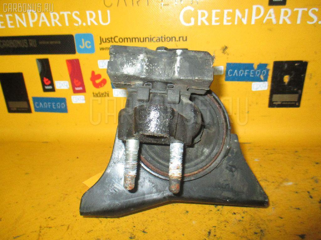 Подушка двигателя TOYOTA SPRINTER CARIB AE115G 7A-FE. Фото 9