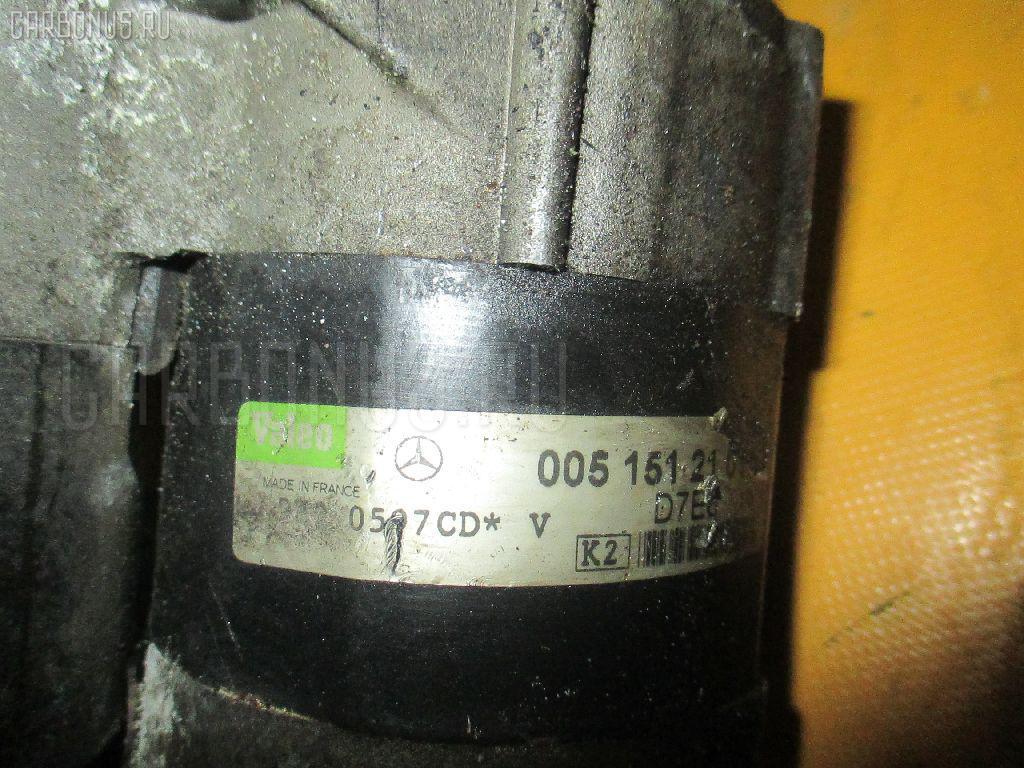 Стартер MERCEDES-BENZ A-CLASS W168.133 166.960. Фото 11