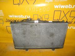 Радиатор ДВС Honda Accord wagon CF6 F23A Фото 1