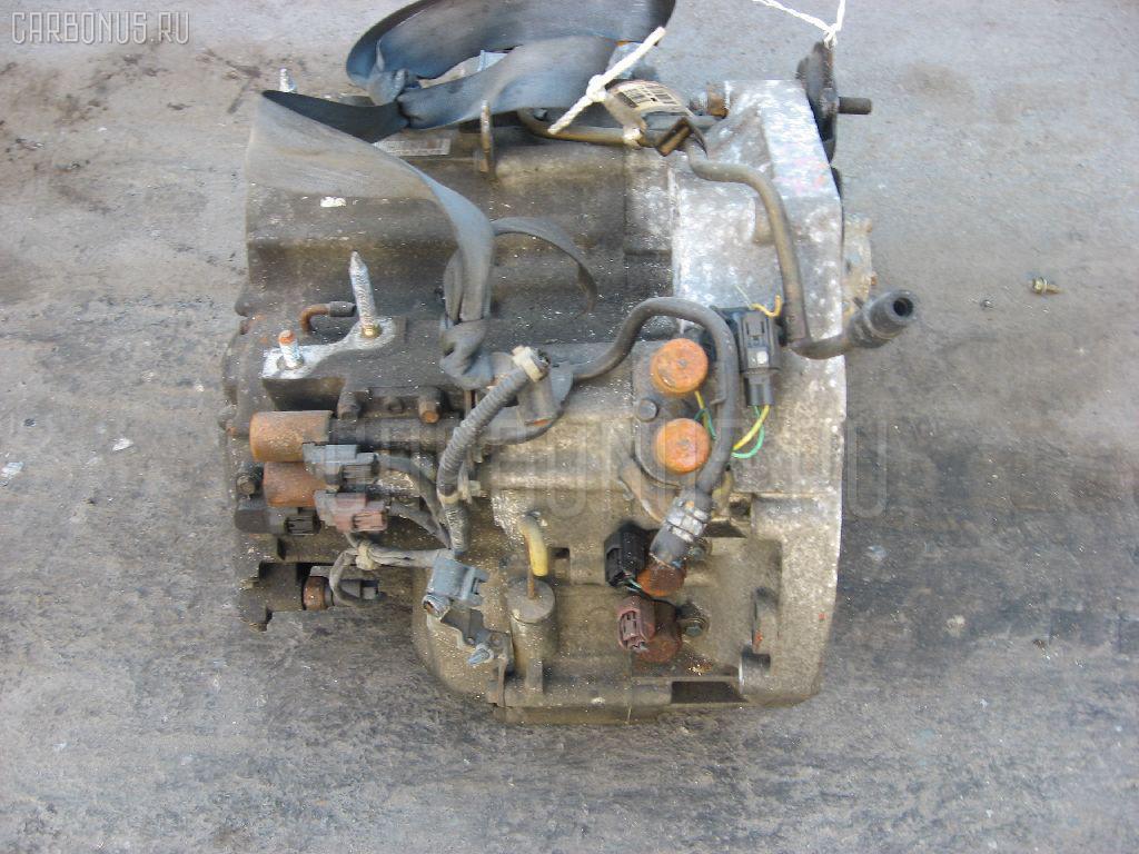 КПП автоматическая HONDA ACCORD WAGON CF7 F23A. Фото 8