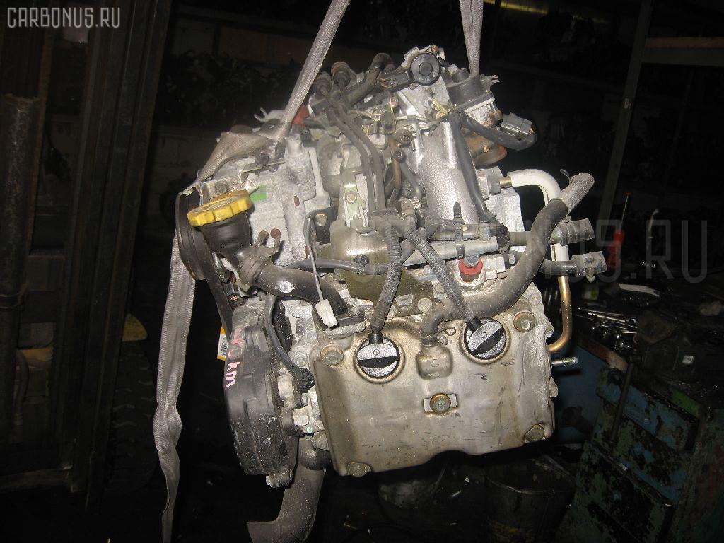Двигатель SUBARU FORESTER SG5 EJ202. Фото 6
