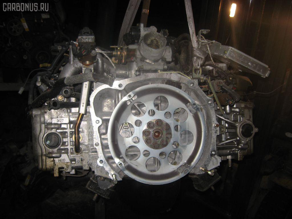 Двигатель SUBARU FORESTER SG5 EJ202. Фото 7